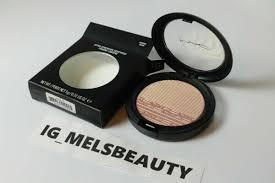 <b>Mac</b> Extra Dimension Skinfinish <b>Beaming Blush</b> 100 Authentic for ...