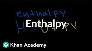 Plus Delta Organization Chart Enthalpy Video Thermodynamics Khan Academy