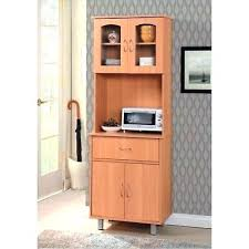 white tall microwave cabinet stand hutch pantry cart storage kitchen cupboard wood organizer homcom 71 with