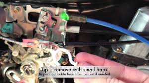 5 Dollar Fix: Toyota Sienna Automatic Sliding Door Actuator Latch ...