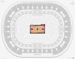 Unfolded Laker Seating Chart Staples Center Staples Seat