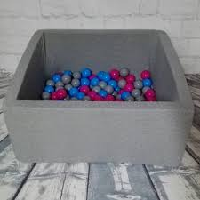 ball pit. these beautiful modern ball pits by misioo have become a huge hit with little ones and pit l