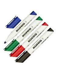 """Набор <b>маркеров</b> для белой доски """"<b>KORES</b>"""", 4 шт. <b>KORES</b> ..."""