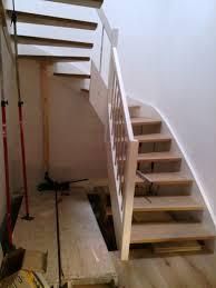 Leider werden auszüge häufig mit recht niedrigen und offenen seitenwänden mit relingstab ausgestattet. Treppe Chiemgau Baublog