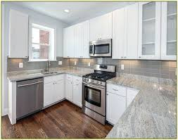 grey granite countertops. Grey Granite Countertops With White Cabinets Kitchen Gray Dark I