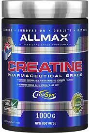 ALLMAX Nutrition - <b>Creatine</b> Powder - <b>Pharmaceutical Grade Creatine</b>