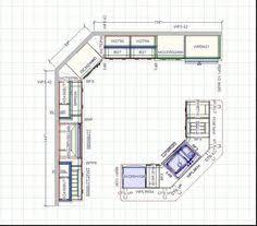 10 x 16 kitchen design. amazing kitchen cabinet layout part 1 - cabinets design | pinterest layout, and layouts 10 x 16