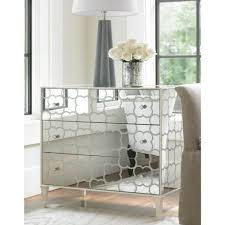 Mirrored Bedroom Dresser Mirrored Dresser Contemporary Bedroom