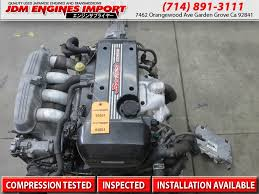 JDM 3SGE TOYOTA ALTEZZA IS200 SXE10 3SGE BEAMS ENGINE 6 SPEED TRANS ...