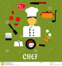 profession kitchen stuff icons