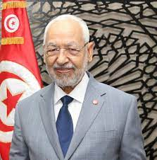 راشد الغنوشي زعيم حركة النهضة يخوض الانتخابات التشريعية