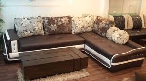 Setti Design Corner Sofa Set