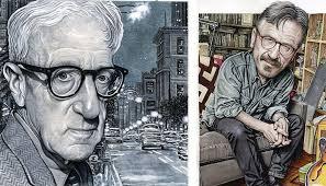 "AI-AP | Profiles » Illustrator Profile - Drew Friedman: ""Stick to ..."
