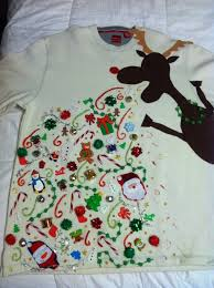 30 DIY Ugly Sweater Ideas For Christmas And Parties PHOTOSUgly Christmas Sweater Craft Ideas