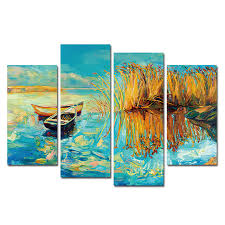 super idea lake wall art remodel ideas boat print canvas printing modern paintings pictures house district tahoe rules superior michigan