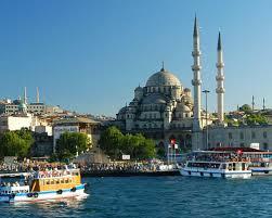 رحلان اسطنبول بمضيق البسفور