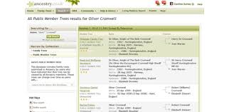 Beware Online Family Trees Caroline Gurney Historical Research
