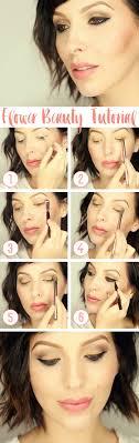 flower beauty makeup tutorial