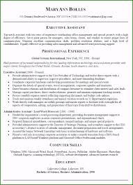 Breathtaking Admin Assistant Resume Examples That Get