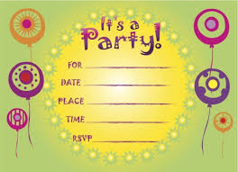 Printable Birthday Invitations Online Download Them Or Print