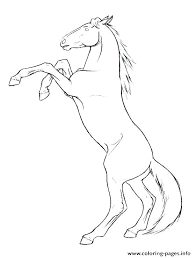 Free Horse Jumping Coloring Pages Free Horse Coloring Pages Jumping
