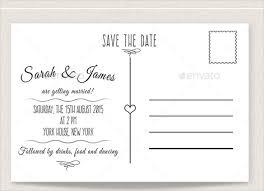 Save The Date Cards Templates Wedding Postcards Save The Date Rome Fontanacountryinn Com