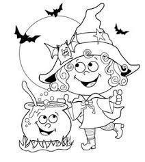 Disegni Di Halloween Da Stampare Da Colorare