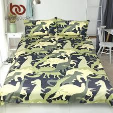 dinosaur bedding set dinosaur troops bedding set queen size duvet cover set animal camouflage print bedspreads for kids dinosaur comforter set canada