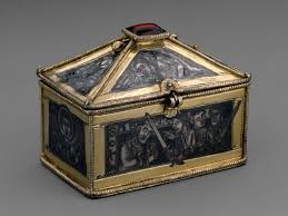 reliquary casket scenes from the martyrdom of saint thomas reliquary casket scenes from the martyrdom of saint thomas becket