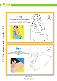 How To Perform Wudu For Web Islam For Kids Summer Camp