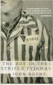 review the boy in striped pyjamas john boyne girl her review the boy in striped pyjamas john boyne