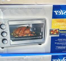 oster countertop convection oven