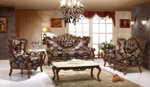 creepy gothic living room