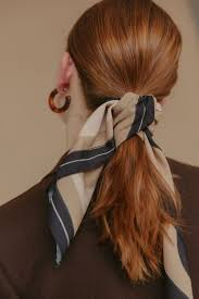 Pin by Lilian McGregor on Referential | Scarf hairstyles, Hair ...