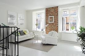Delightful Apartment Displaying an Elegant White Color Scheme - Freshome.com