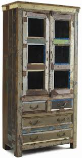 classic home furniture reclaimed wood. modren classic classic home vintage reclaimed wood multicolor glass panel cabinet with furniture r