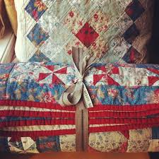 Best 25+ French general ideas on Pinterest | French general fabric ... & French General Fabric, Quilt Pillow, Quilt Binding, Patchwork Quilting, Red  Cottage, Quilt Studio, Civil War Quilts, Country Quilts, White Quilts Adamdwight.com