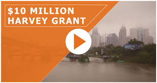 10 million harvey grant