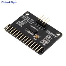 <b>16 Keys Capacitive</b> touch TTP229 module. I2C bus.|Integrated ...