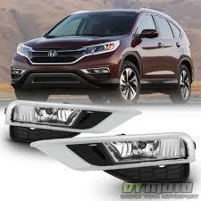 2016 Honda Crv Fog Light Assembly Details About For 15 16 Honda Cr V Crv Fog Lights Bumper Lamps Switch Left Right 2015 2016