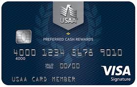 Usaa Visa Credit Cards Offers Rewards Usaa
