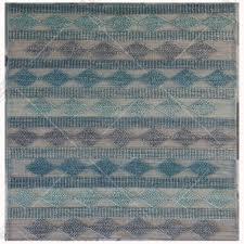 vienna diamond strips rug