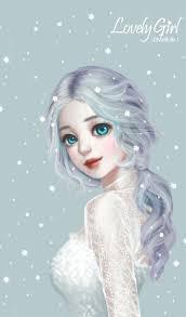 anime, art girl, baby doll, baby girl, background, beautiful, beautiful  girl, beauty, beauty girl, cartoon, chibi, … | Art girl, Lovely girl image,  Cute kawaii girl