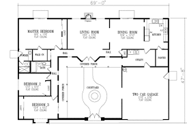 ranch style floor plans. Houseplans. Ranch Style HouseRanch House PlansRanch Floor Plans S