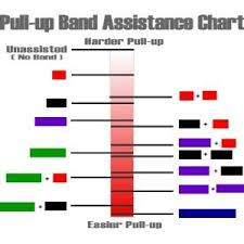 Pull Up Progression Chart Blank Fromfattocrossfit