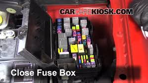 replace a fuse 2008 2016 dodge grand caravan 2013 dodge grand 6 replace cover secure the cover and test component