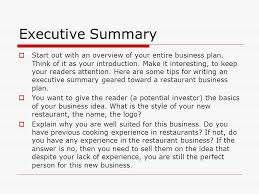 executive summery 1 write an executive summary of your essay writing service