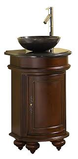 Arlington 24 Inch Antique Vessel Sink Bathroom Vanity  In Vanity Combo83