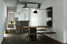 urban house furniture. Narrow-urban-house-with-industrial-minimalist-interiors-6.jpg (640×427) Urban House Furniture
