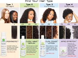 28 Albums Of Types Of Natural Hair Chart Explore